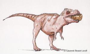 Laurent-Bessot-T-Rex