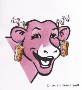 Laurent-Bessot-la-vache-qui-boit