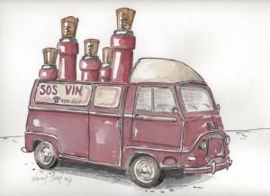 Laurent-Bessot-camionnette